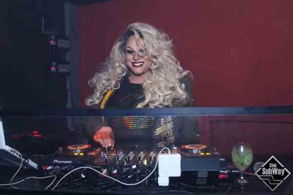 a drag queen que virou DJ